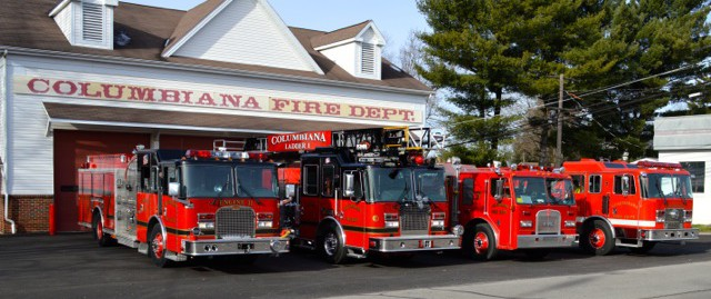 Columbiana Fire Department